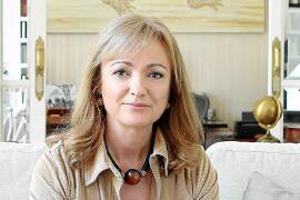 Cristina Morató, invitada del Club Ultima Hora