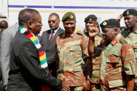 Fallece Robert Mugabe, el hombre que monopolizó Zimbabue