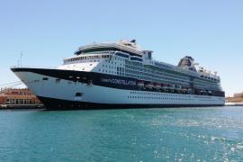 Baleares informará en Hamburgo a las navieras de la limitación a los cruceros