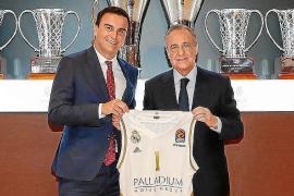 Palladium y el Real Madrid, de la mano