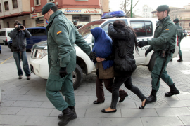 Guardias civiles de Palma viajan a Teruel y detienen a otra implicada en la 'operación Bullit'