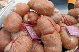 La Sobrassada de Mallorca con sello propio incrementó sus ventas un 8 % en 2018