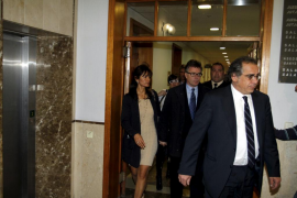 Tres acusados en el 'caso Relámpago' pagan 10,6 millones para evitar el juicio