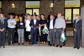 Familiares y autoridades despiden a Blanca Fernández Ochoa