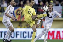El Madrid da un paso atrás ante un Villarreal que renace (1-1)