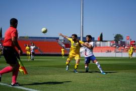 Derrota del Atlético Baleares en Majadahonda