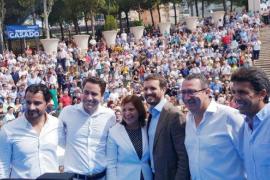 Casado (PP) propone a Cs y Vox una «casa común» en caso de nuevas elecciones