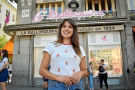 Antonia Payeras, actriz: «Si hay una cuarta temporada de 'Paquita Salas', fijo que estaré allí»