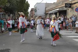 Bailes para las 'cossieres' de Son Sardina