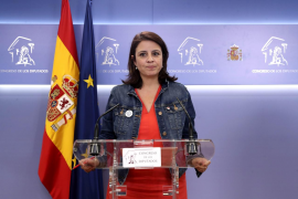Adriana Lastra: «El maximalismo de Podemos impide llegar a ningún acuerdo»