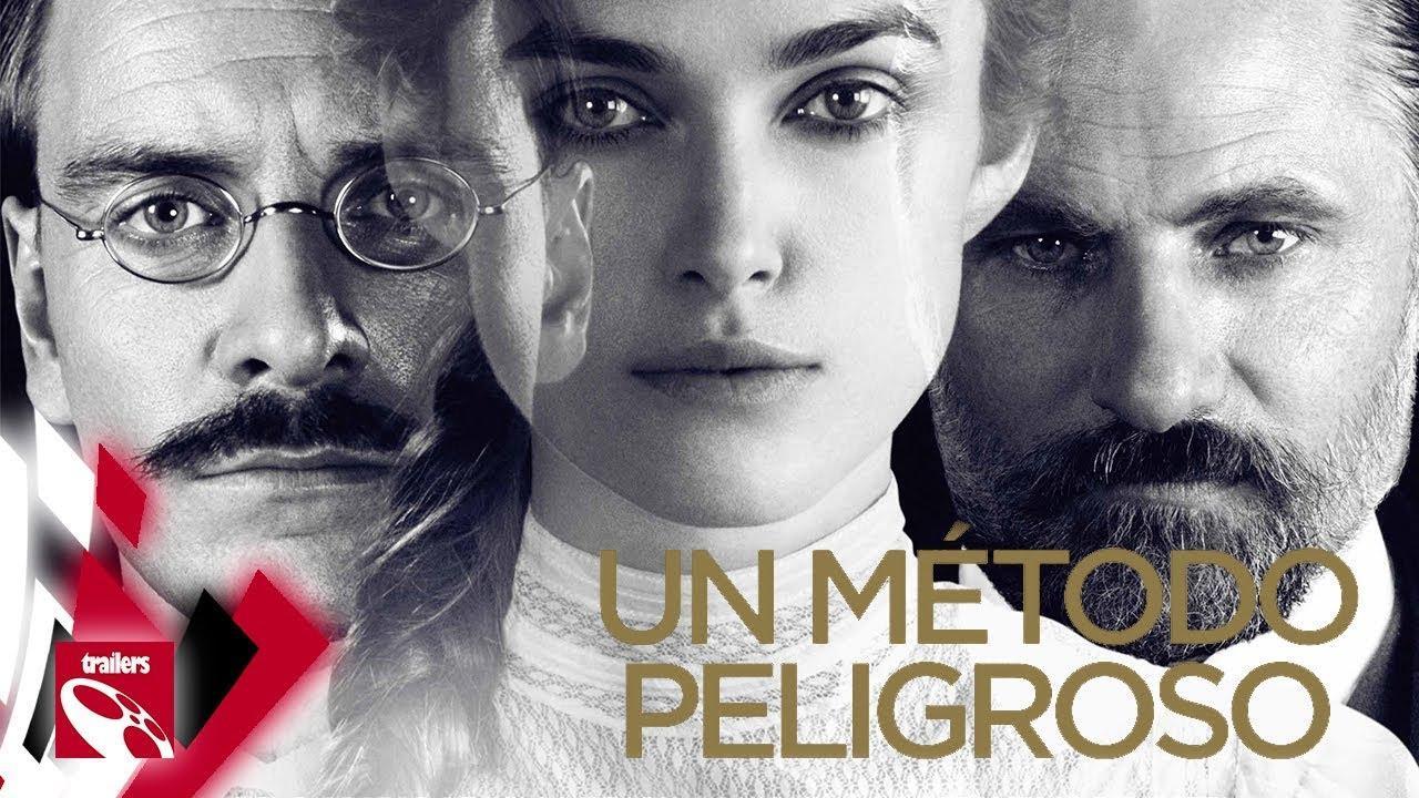 Proyección de 'Un método peligroso' en el Teatre Catalina Valls