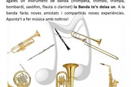 La Banda de Música de Manacor ofrece un concierto didáctico
