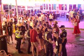 El Ajuntament de Calvià rechaza que se estigmatice por nacionalidad, tras los incidentes de Punta Ballena