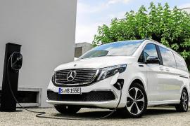 Mercedes EQV, el primer gran monovolumen 100% eléctrico