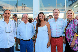 VI Nit d'Havaneres en el Club Náutico de Palma