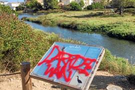 La Gola reabre sus puertas en Pollença sin contrato y con las huellas del vandalismo estival
