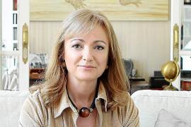 La periodista y escritora Cristina Morató