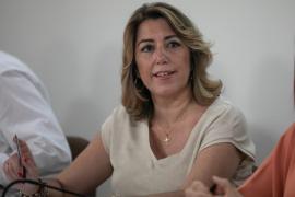 Susana Díaz, de nuevo embarazada