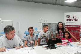La Escuela de Odontología recoge los dientes del Ratoncito Pérez para una investigación