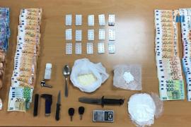 Detenidas tres personas por dedicarse al tráfico de drogas en La Soledad