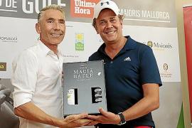 Los ganadores del Torneo Ultima Hora de Golf