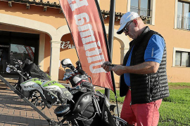 La entrega de premios del torneo Ultima Hora de Golf