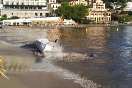 Balance de incidentes del paso de la DANA por Baleares