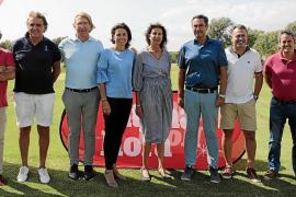 Buena gastronomía, animación y una gran atención en el Torneo Ultima Hora de Golf