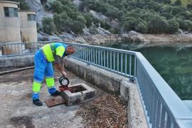 Aumentan las reservas de agua con las últimas lluvias