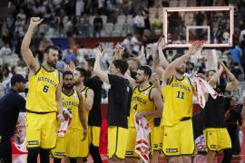 Australia será el rival de España en semifinales