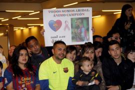 El Barça llega a Palma