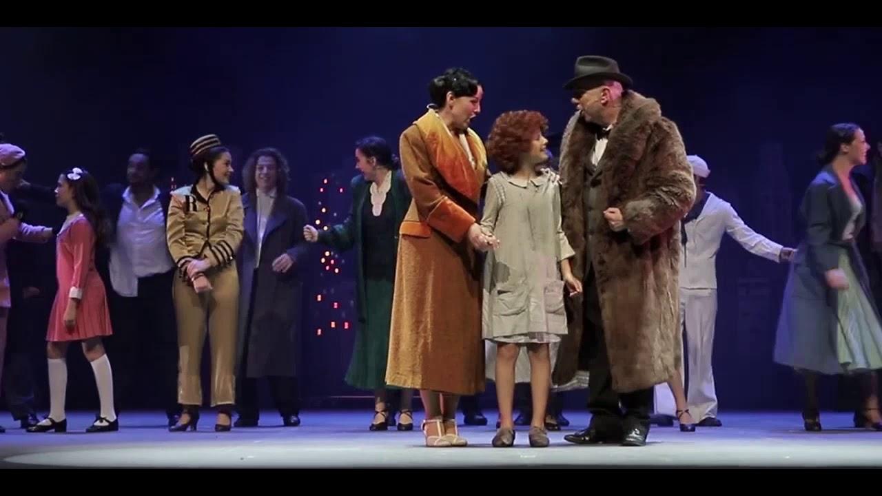 El Auditòrium presenta los musicales de 'Annie ' y 'Jekyll & Hyde'