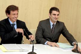 Isern viaja a Madrid para no devolver los tres millones del Palma Arena