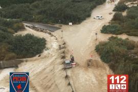 La DANA se ceba con Murcia que anota las mayores acumulaciones de lluvias de España