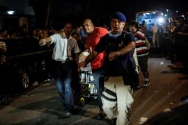 Al menos diez muertos tras el incendio en un hospital privado de Río de Janeiro