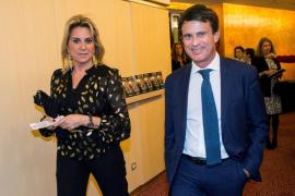 Manuel Valls y Susana Gallardo se casan este sábado en Menorca