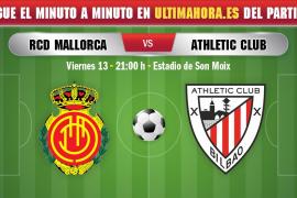 Así ha sido el partido Mallorca-Athletic
