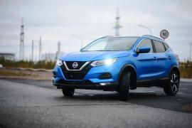 Nissan Qashqai, el segundo modelo más vendido en el mes de agosto