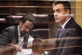 Iglesias pide la mediación del rey para convencer a Sánchez de la coalición