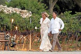 La boda de Manuel Valls y Susana Gallardo en Menorca
