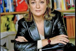 La periodista Cristina Morató