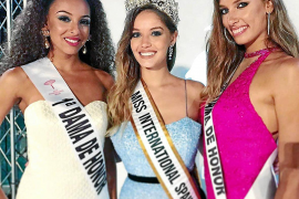 Una mallorquina representará a España en el certamen Miss Internacional Mundo