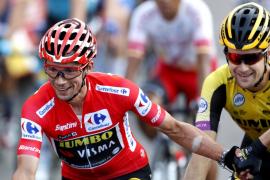 Roglic consigue su primera Vuelta