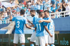 El partido entre la UD Ibiza y el Pontevedra, en imágenes (Fotos: T. Planells).