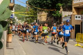Miquel Capó y Amanda Martín ganan la Trapa Trail S'Arracó