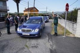 Un hombre mata a tiros a su exmujer, a su exsuegra y a su excuñada en Pontevedra