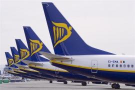 Ryanair ofrecerá dos frecuencias semanales entre Menorca y Valencia