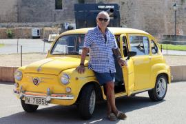 'Tomasito', un coche con pedigrí