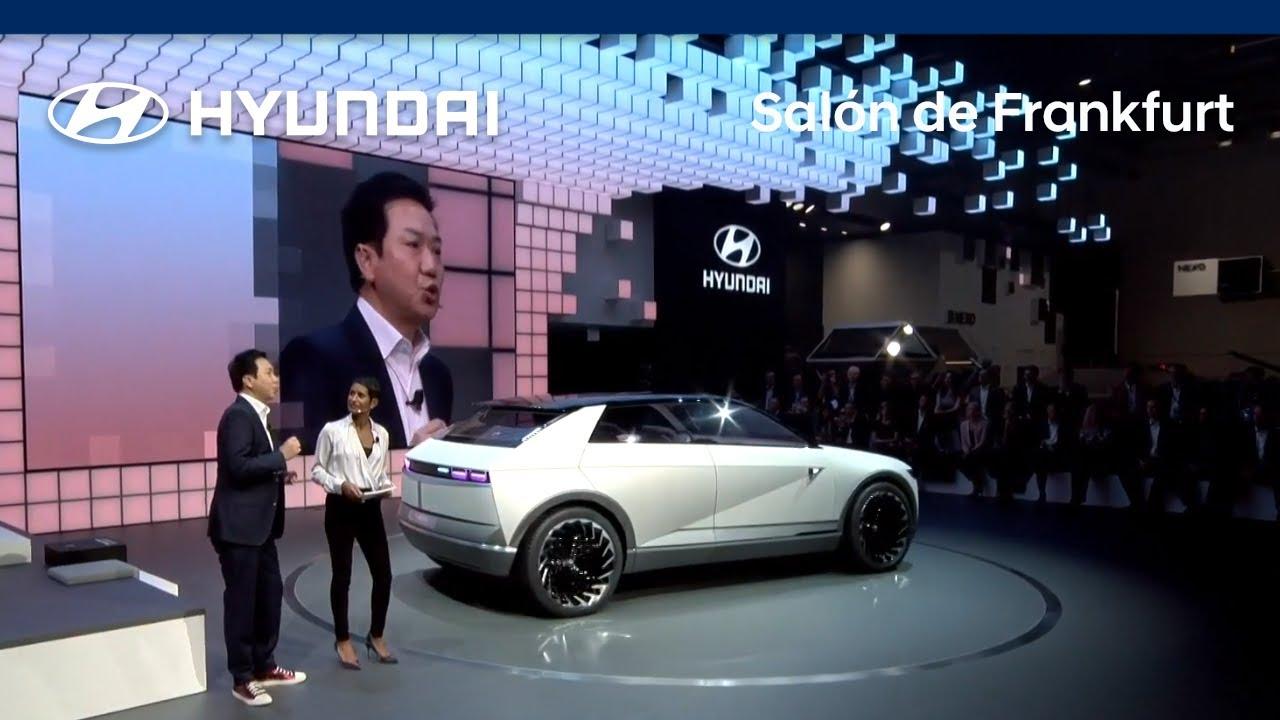 Hyundai presentará nuevo prototipo en Frankfurt