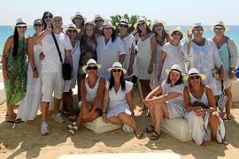 Fiesta de 40 aniversario en Formentera